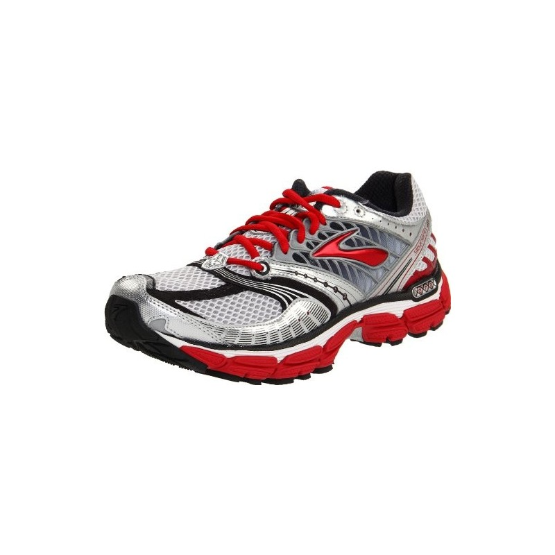 77f223cb59b RUNNING SHOES BROOKS GLYCERIN 9 GREY AND RED FOR MEN S ...