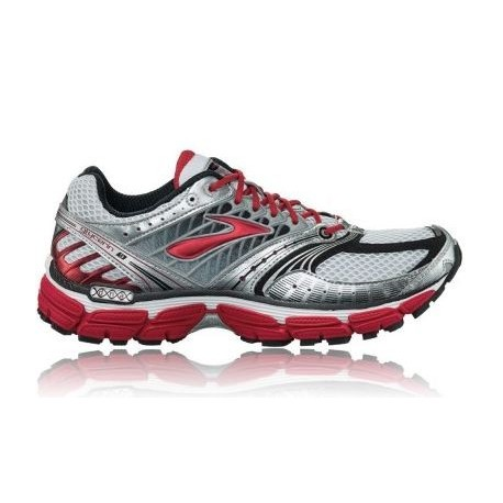 5abac64deca RUNNING SHOES BROOKS GLYCERIN 9 GREY AND RED FOR MEN S