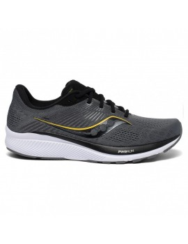 RUNNING SHOES SAUCONY GUIDE 14 GREY FOR MEN'S