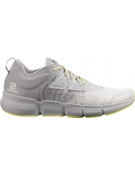 RUNNING SHOES SALOMON PREDICT SOC GREY AND YELLOW FOR MEN'S