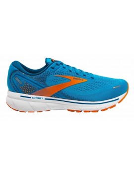 RUNNING SHOES BROOKS GHOST 14 BLUE FOR MEN'S