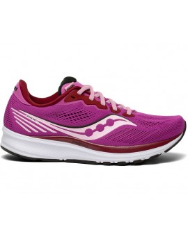 RUNNING SHOES SAUCONY RIDE 14 RAZZLE FOR WOMEN'S