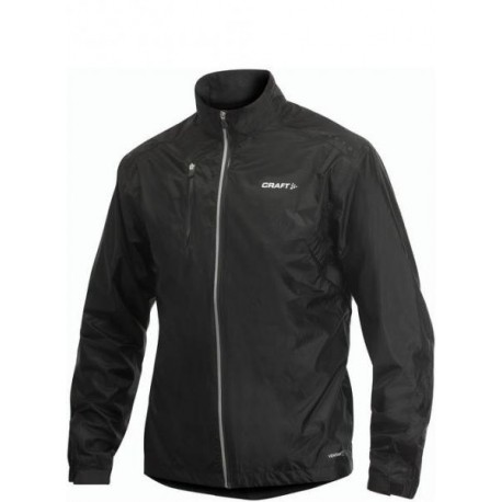 CRAFT PR WEATHER JACKET BLACK FOR MEN'S