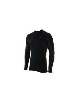 MIZUNO BREATH THERMO MID WEIGHT CREW SHIRT FOR MEN'S