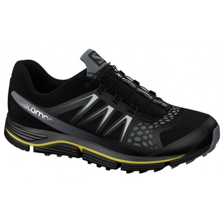 100% authentique ccfeb 42cb7 TRAIL RUNNING SHOES SALOMON XR CROSSMAX 2 BLACK AND YELLOW FOR MEN'S -  Running Discount
