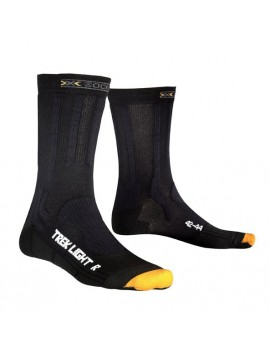 X-SOCKS TREKKING LIGHT BLACK M