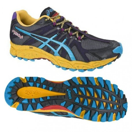 Asics Fujiattack Running Trail De Chaussures Discount Gel Hommes Pour n0kwPO