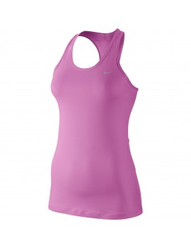 NIKE SOLID TANK PINK FOR WOMEN'S