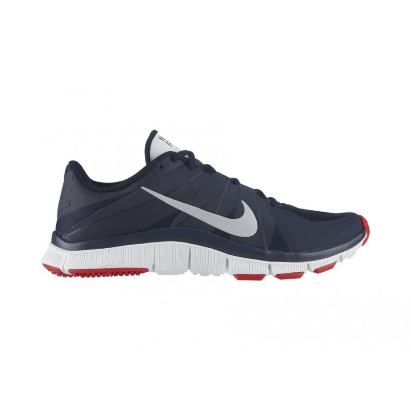 sp cialiste du running trail fitness chaussures de fitness nike free trainer 5 0 bleu et. Black Bedroom Furniture Sets. Home Design Ideas