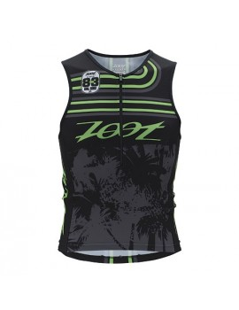 ZOOT PERFORMANCE TRI TEAM TANK FOR MEN'S