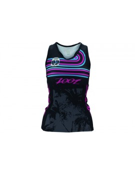 ZOOT PERFORMANCE TRI TEAM TANK FOR WOMEN'S