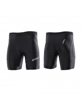 SHORT DE TRIATHLON 2XU PERFORM TRI SHORT 7 NOIR POUR HOMMES