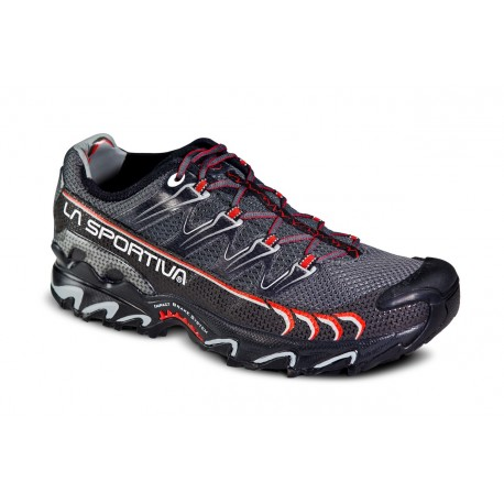 TRAIL RUNNING SHOES LA SPORTIVA ULTRA RAPTOR BLACK AND RED FOR MEN S 219cd481fe5