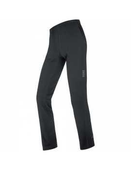 GORE RUNNING WEAR ESSENTIAL LOOSE PANT BLACK FOR MEN'S