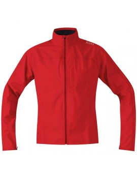 VESTE GORE RUNNING WEAR AIR GT AS ROUGE POUR HOMMES