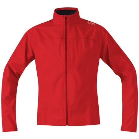 GORE RUNNING WEAR AIR GT AS JACKET RED FOR MEN'S
