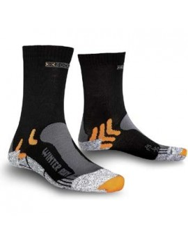 CHAUSSETTES DE RUNNING X-SOCKS WINTER RUN UNISEX