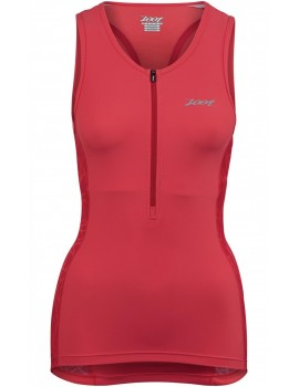ZOOT PERFORMANCE TRI TANK PINK FOR WOMEN'S