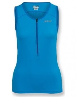 ZOOT PERFORMANCE TRI TANK BLUE FOR WOMEN'S