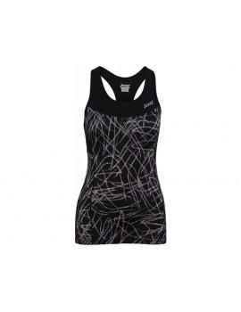 ZOOT PERFORMANCE TRI RACERBACK PRINTED FOR WOMEN'S