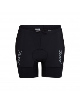 ZOOT PERFORMANCE TRI 6 INCH SHORT BLACK FOR WOMEN'S