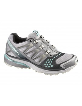 TRAIL RUNNING SHOES SALOMON XR CROSSMAX GUIDANCE GREY FOR WOMEN'S