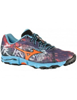TRAIL RUNNING SHOES MIZUNO WAVE HAYATE FOR WOMEN'S