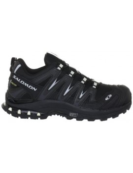 TRAIL RUNNING SHOES SALOMON XA PRO 3D GTX BLACK FOR WOMEN'S