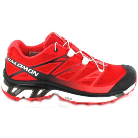 outlet store 5a199 30d04 TRAIL RUNNING SHOES SALOMON XT WINGS 3 PINK AND BLACK FOR WOMEN'S - Running  Discount