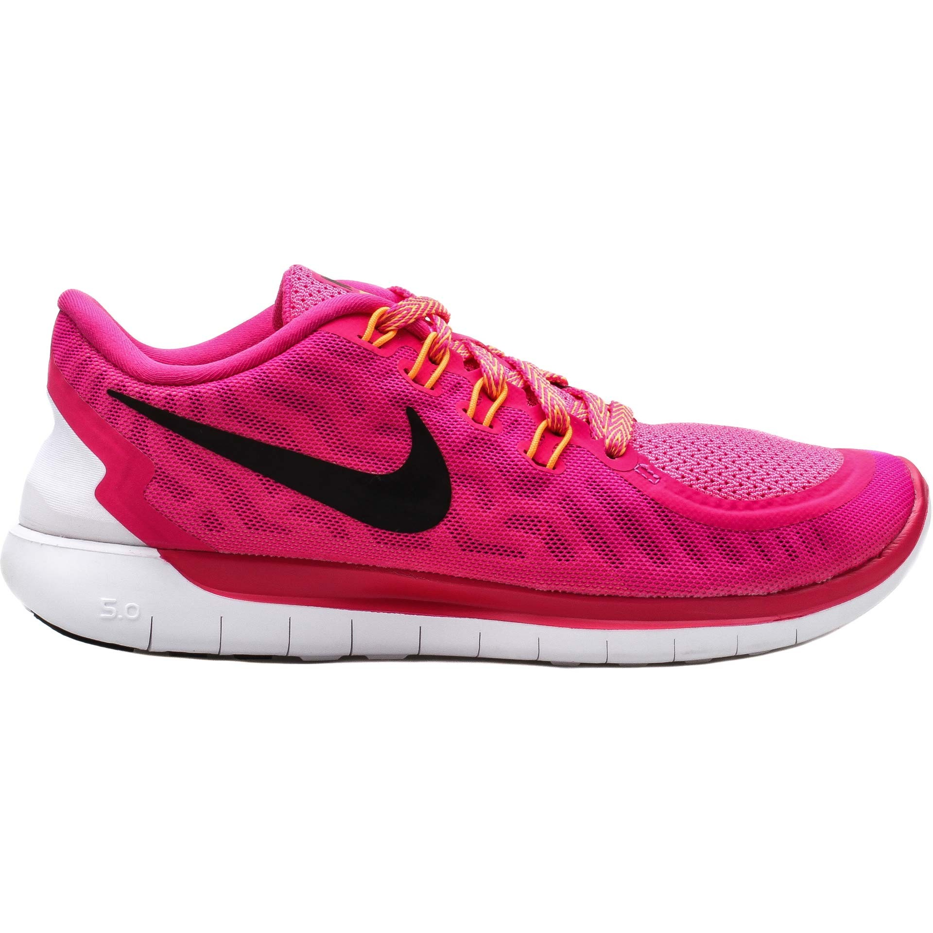 RUNNING SHOES NIKE FREE 5.0 PINK FOR WOMEN'S Running Discount