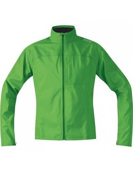 VESTE GORE RUNNING WEAR AIR GT AS VERTE POUR HOMMES