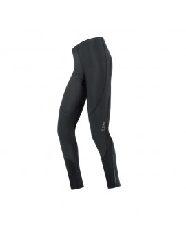 GORE RUNNING WEAR FLASH THERMO TIGHT BLACK FOR MEN'S