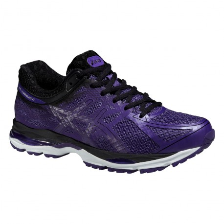 RUNNING SHOES ASICS GEL CUMULUS 17 LITE-SHOW PURPLE AND BLACK FOR WOMEN S cacde8fe3f5b1