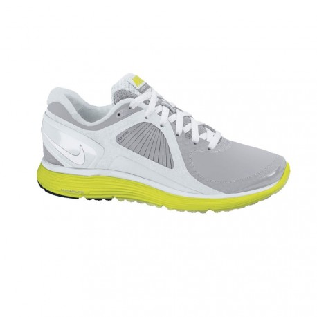 watch 07cd3 654b6 RUNNING SHOES NIKE LUNARECLIPSE GREY AND YELLOW FOR WOMEN S