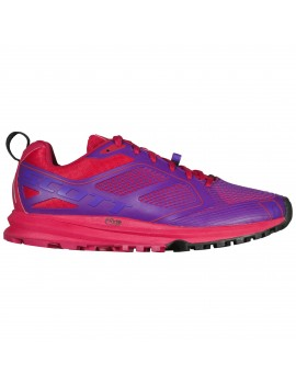 TRAIL RUNNING SHOES SCOTT KINABALU ENDURO PURPLE AND PINK FOR WOMEN'S