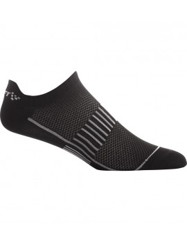 CRAFT BASIC 2 PACK LOW CUT SOCKS BLACK UNISEX