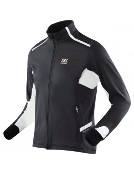 X-BIONIC WINTER SPHEREWIND LIGHT JACKET POUR HOMMES