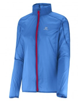 SALOMON FAST WING JACKET BLUE FOR WOMEN'S