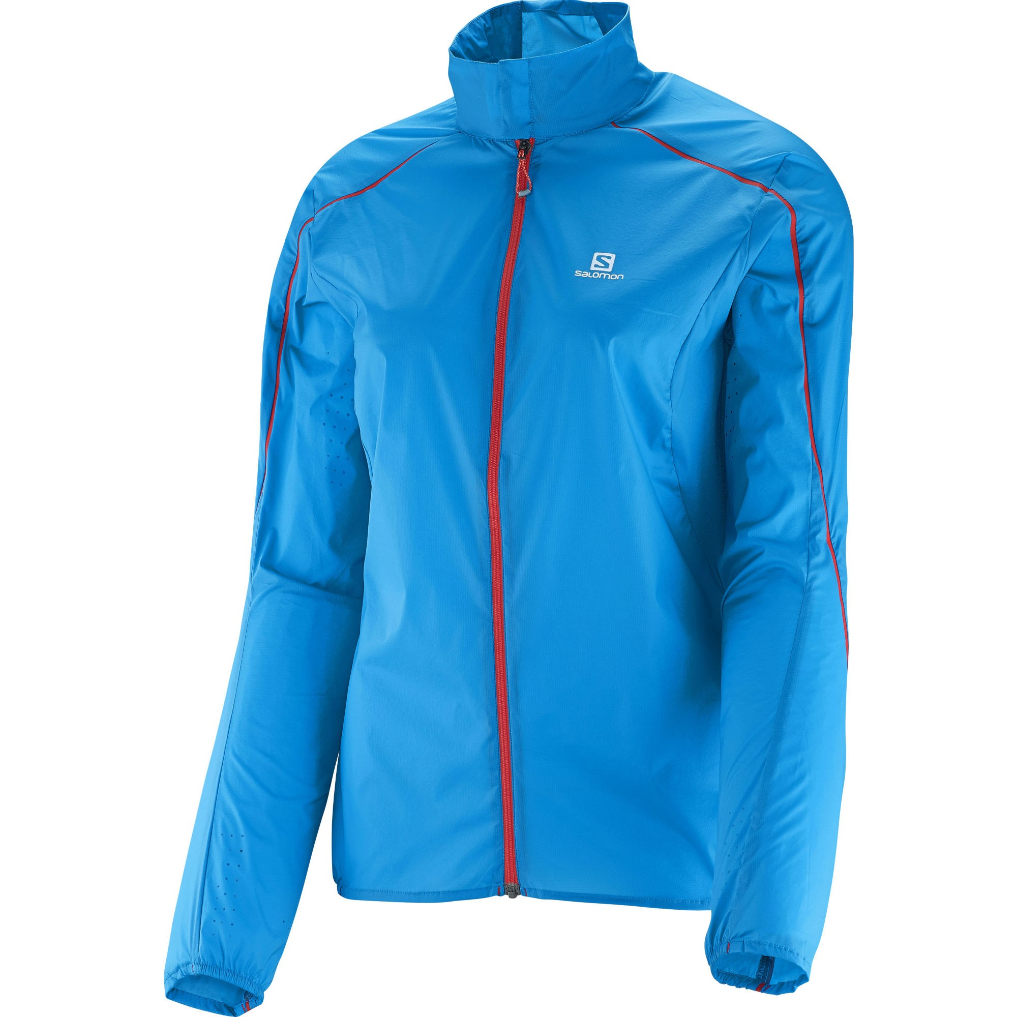 bf308c3a0 Trail, firness specialist : SALOMON S-LAB LIGHT JACKET BLUE FOR WOMEN'S -  Running Discount