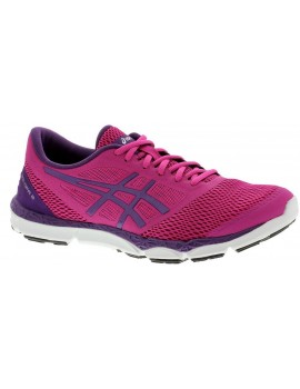 RUNNING SHOES ASICS 33-DFA 2 PINK FOR WOMEN'S