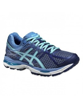 b642bb192c1 RUNNING SHOES ASICS GEL CUMULUS 17 PURPLE AND BLUE FOR WOMEN S