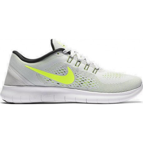 Trail Firness Specialist Running Shoes Nike Free Rn Grey And