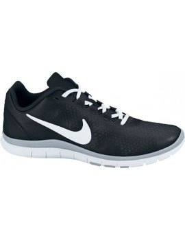 FITNESS SHOES NIKE FREE ADVANTAGE BLACK AND WHITE FOR WOMEN'S