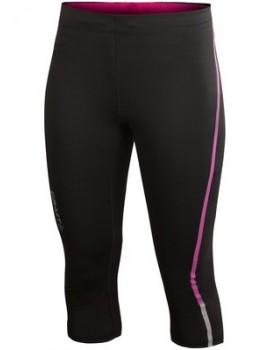 CRAFT AR CAPRI BLACK AND PINK FOR WOMEN'S