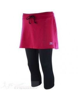 MIZUNO SKIRT WITH 3/4 TIGHT FOR WOMEN'S