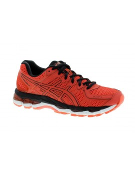 RUNNING SHOES ASICS GEL KAYANO 21 LITE-SHOW PINK AND BLACK FOR WOMEN'S