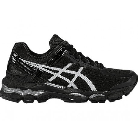 half off 85d25 7ce1f RUNNING SHOES ASICS GEL KAYANO 22 BLACK FOR WOMEN'S - Running Discount