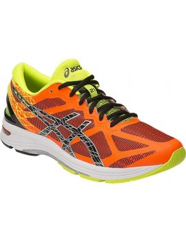 RUNNING SHOES ASICS GEL DS TRAINER 21 NC ORANGE AND YELLOW FOR MEN'S