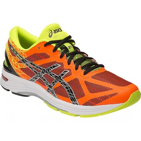 f0f6fbd44e33 RUNNING SHOES ASICS GEL DS TRAINER 21 NC ORANGE AND YELLOW FOR MEN S