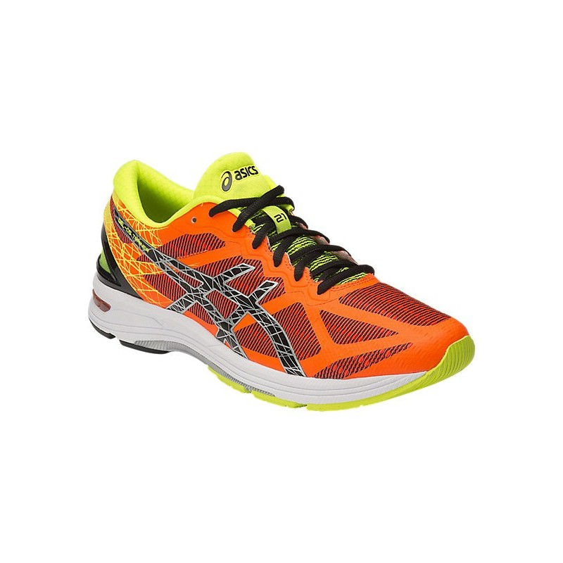 RUNNING SHOES ASICS GEL DS TRAINER 21 NC ORANGE AND YELLOW FOR MEN S ... ebe3db2ce6